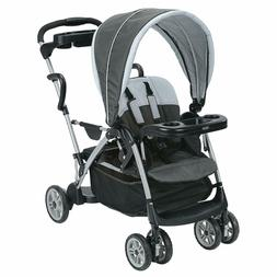 roomfor2 stand and ride stroller lightweight double