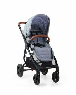 Valco Snap 4 Ultra Trend Stroller in Grey Marle with Reversi