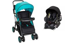 Baby Trend Sport Stroller with Car Seat Sit 'N Stand  Cup Ho
