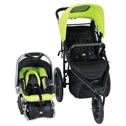 Baby Trend Stealth Jogger Travel System, Willow