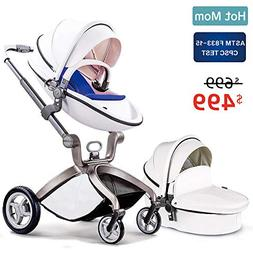 Hot Mom Stroller 2017, 3 in 1 Function Travel System Baby Ca