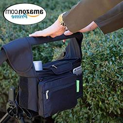 Stroller Organizer Accessory with cup holders by The Hampton