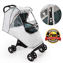 Baby Stroller Rain Cover - Accessories Universal Waterproof