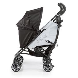 Summer 3Dflip Convenience Stroller, Black/Gray � Lightweig