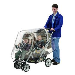Nuby Tandem Stroller Weather Shield
