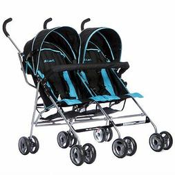 Dream On Me, Stroller Dark Blue/Twin