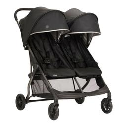 Ultra Lightweight/Compact Double Stroller w/ Extra Storage B