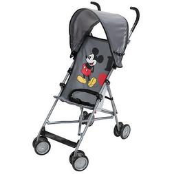 Umbrella Stroller with Canopy -I Heart Mickey