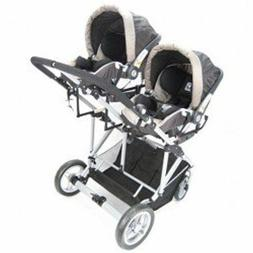Universal Car Seat Adapter High for My Duo Stroller Black do