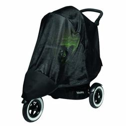 phil&teds UV Sunny Days Mesh Cover for Double Dot Stroller,