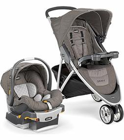 Chicco Viaro Travel System Birch