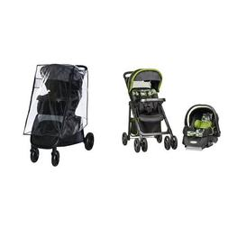 Evenflo Vive Elite Travel System, Linus with Stroller Weathe
