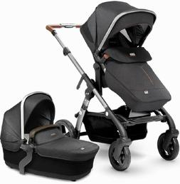 Silver Cross Wave Single to Double Pram System Baby Stroller