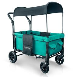 WonderFold W1 Multi-Function 2 Passenger Double Push Folding