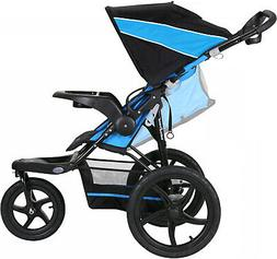 Baby Trend XCEL Jogging Stroller, Mosaic Blue